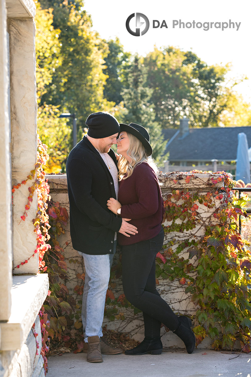 Engagement Photographs at Riverwood Conservancy