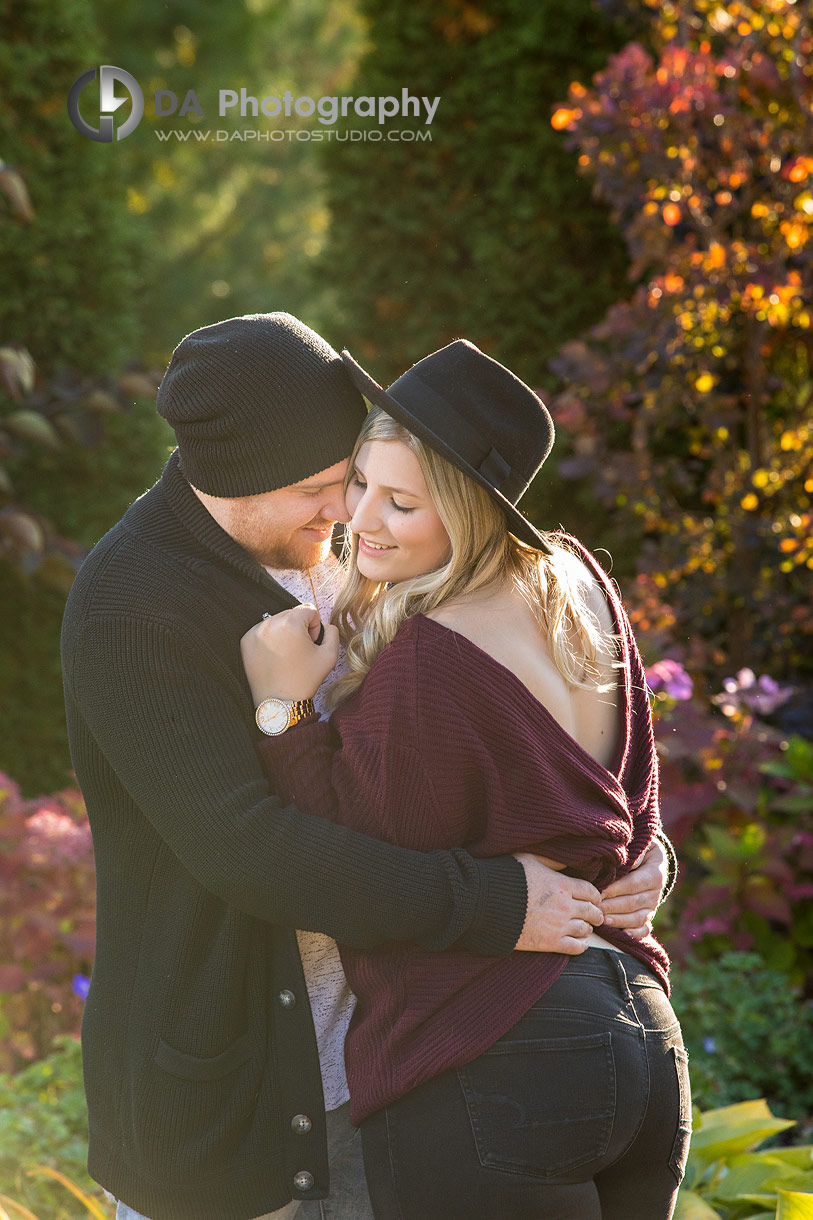 Engagements at Riverwood Conservancy in Mississauga