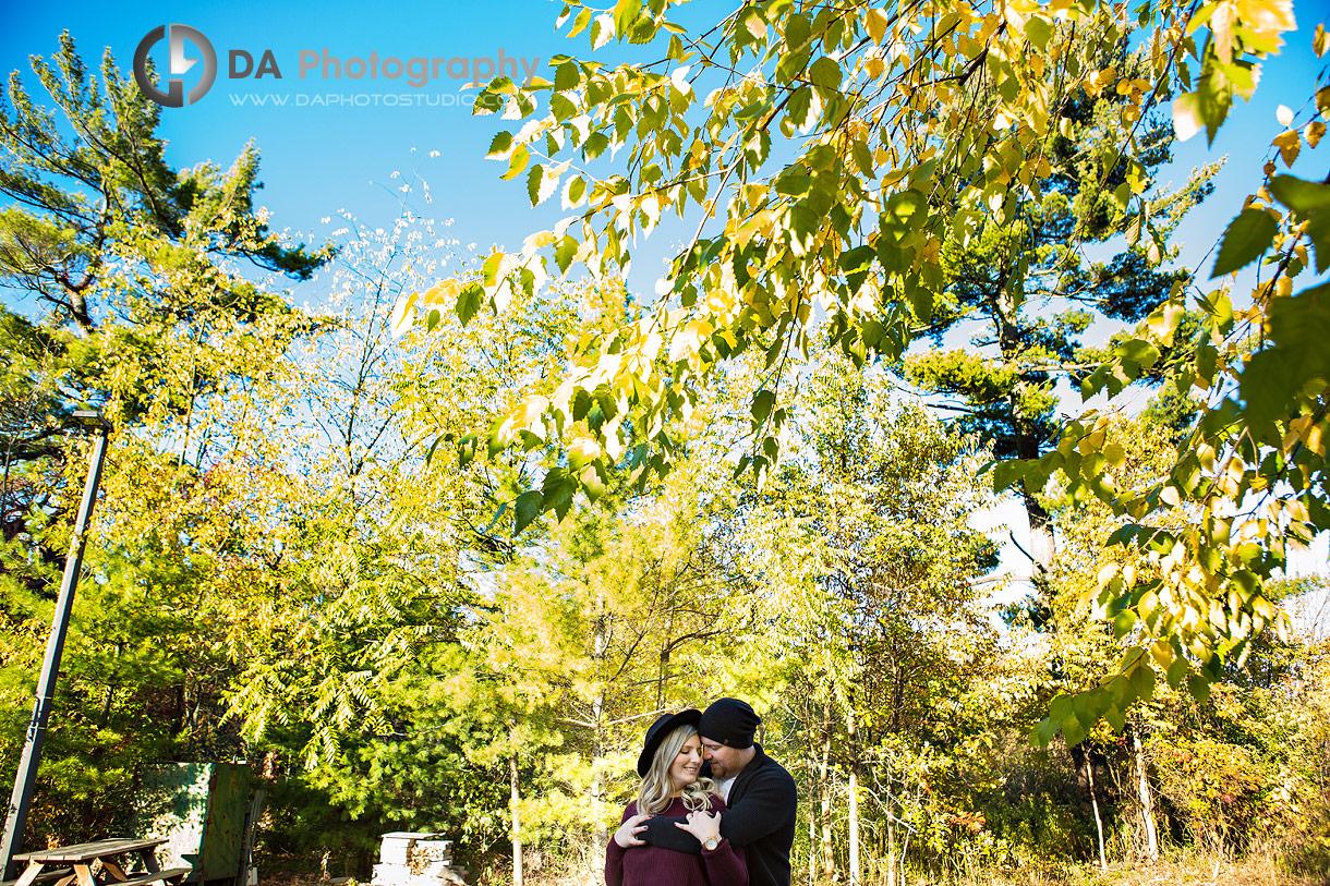 Best Mississauga Engagement Photo Location