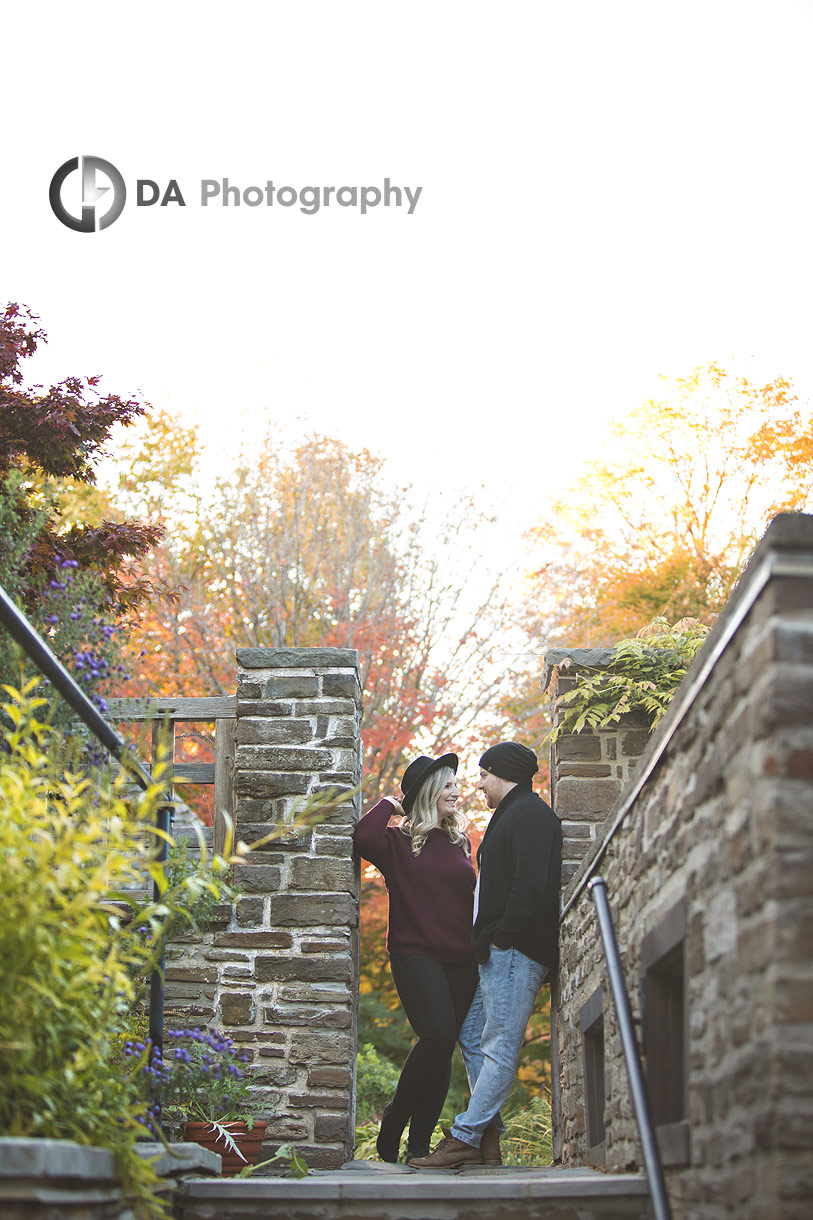 Engagement Photos at Riverwood Conservancy