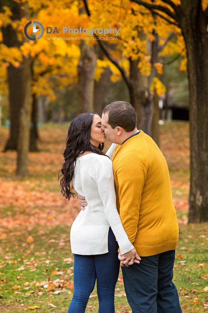 High Park Engagement Photographers