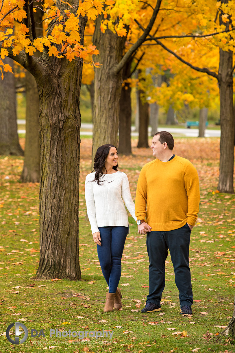 High Park Engagement in Toronto