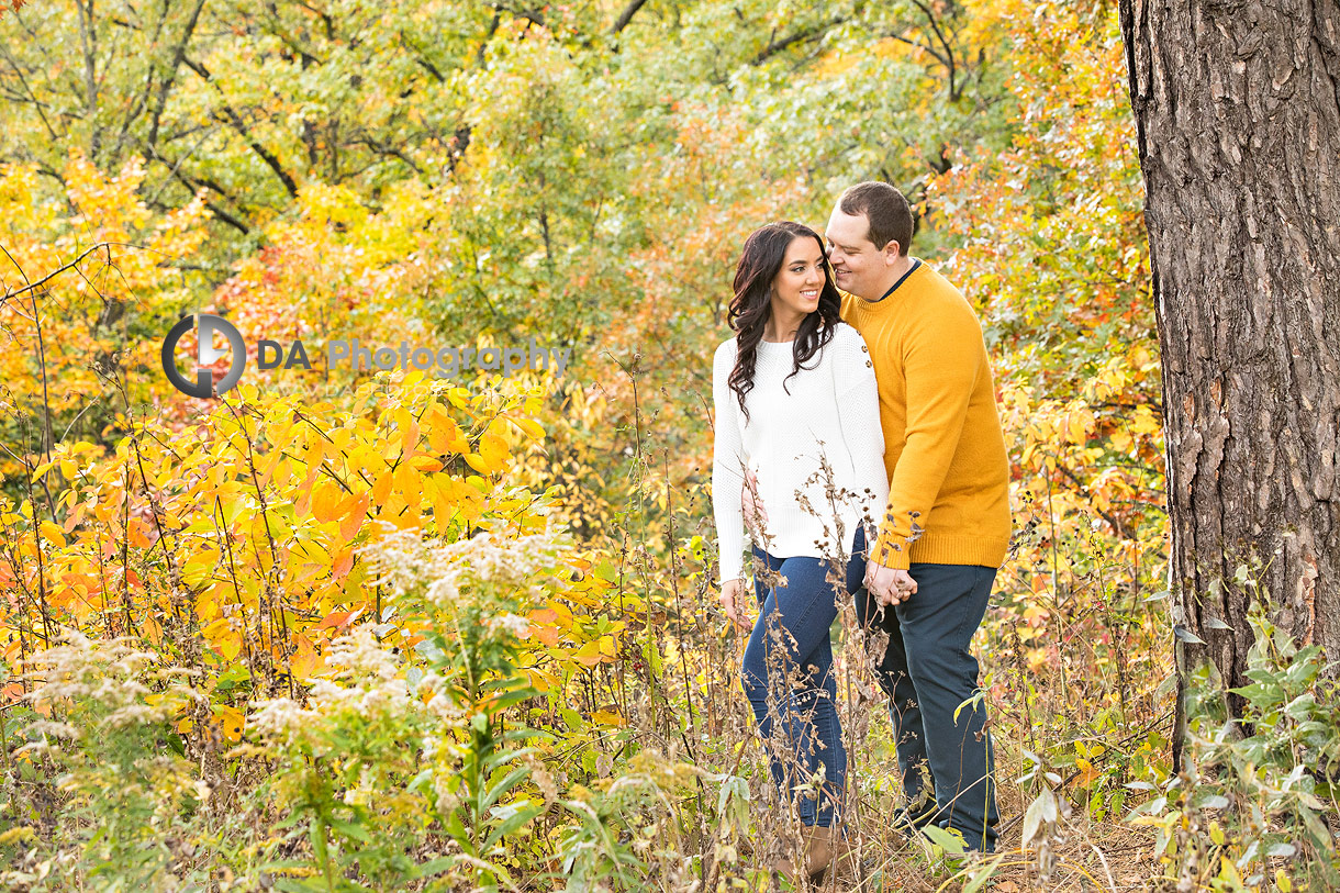Outdoor Engagements at High Park