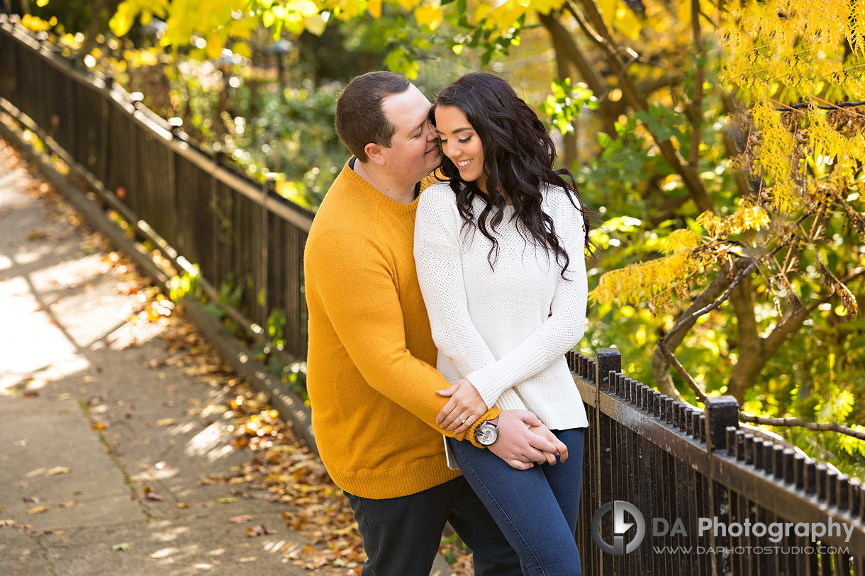 High Park Engagements in Toronto