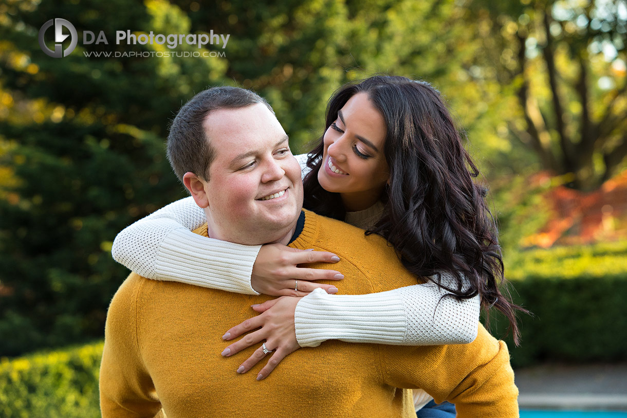 Engagement Photographs in Toronto
