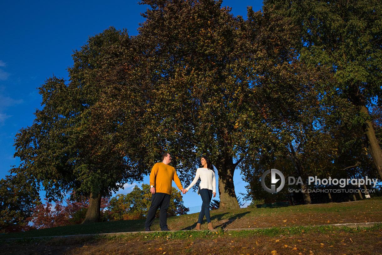 Engagement at High Park