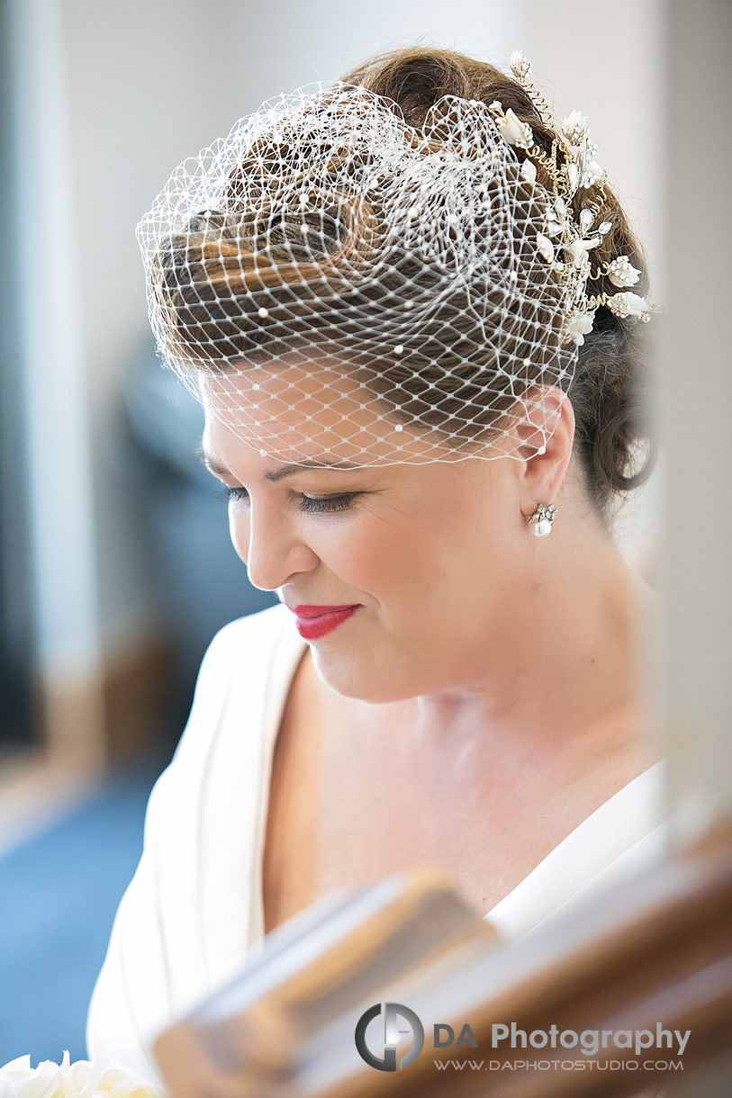 Bride at Doon Chapel