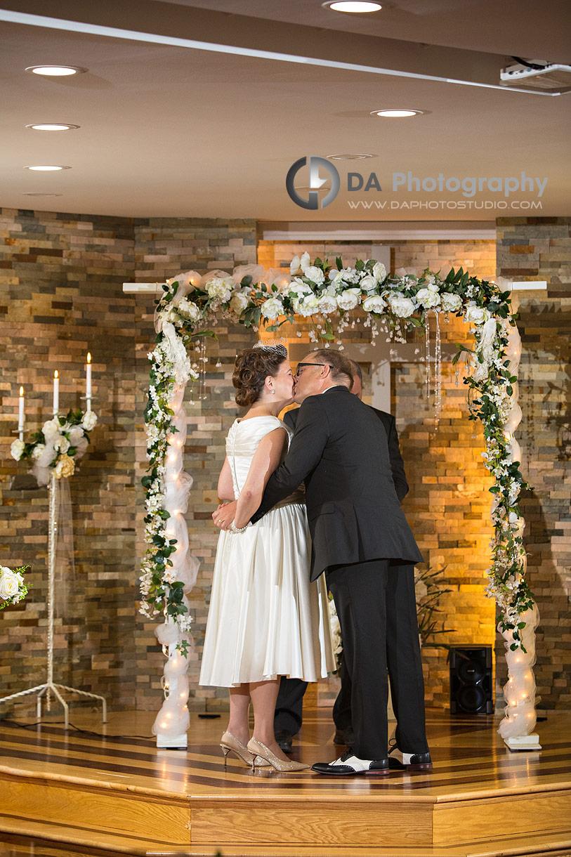 Wedding Ceremonies at Doon Chapel in Kitchener