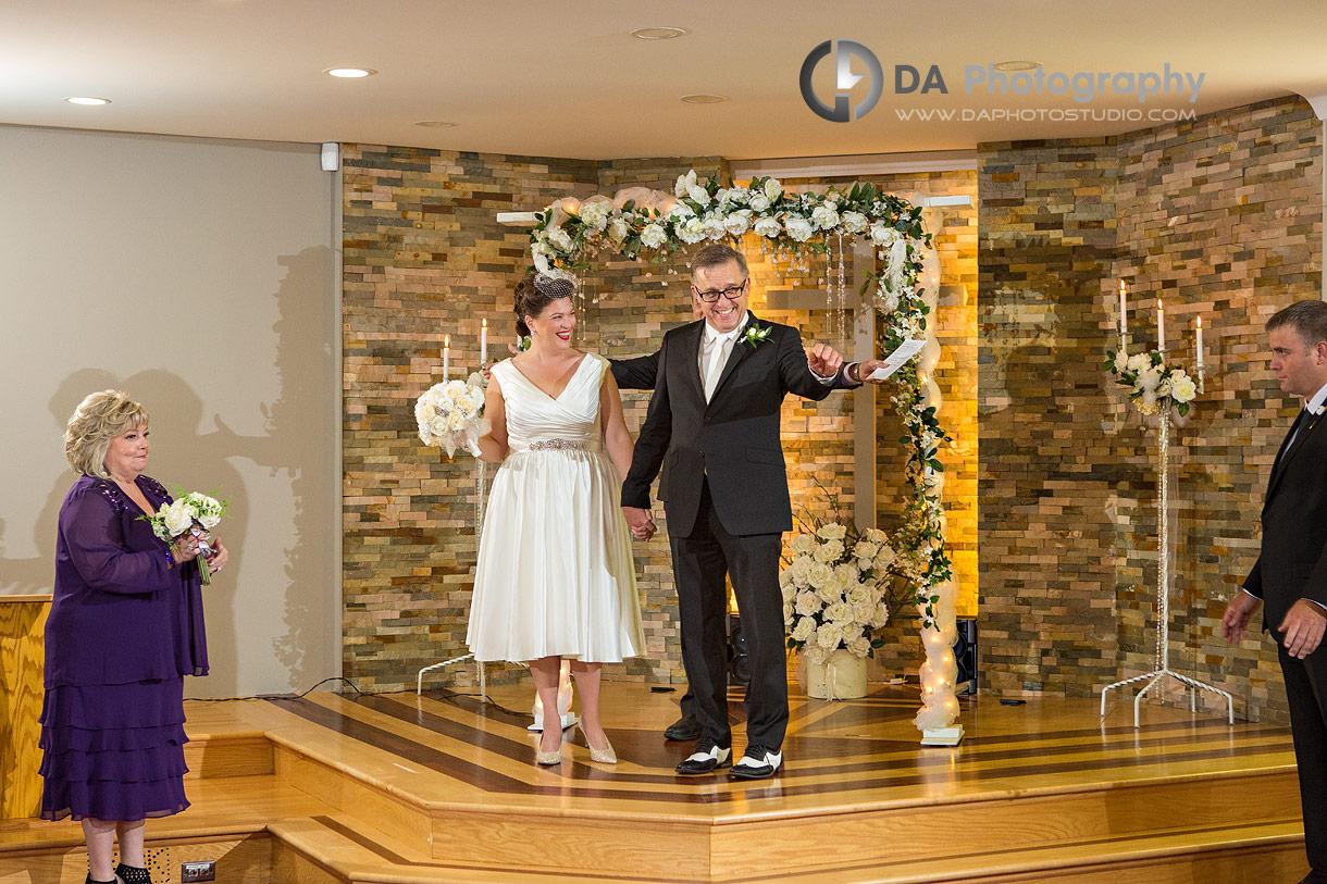 Wedding Ceremonies in Kitchener