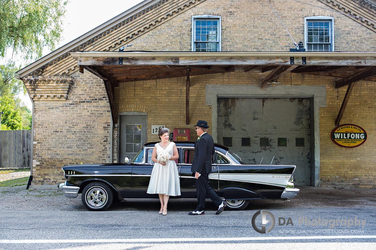 Vintage Wedding in Ayr
