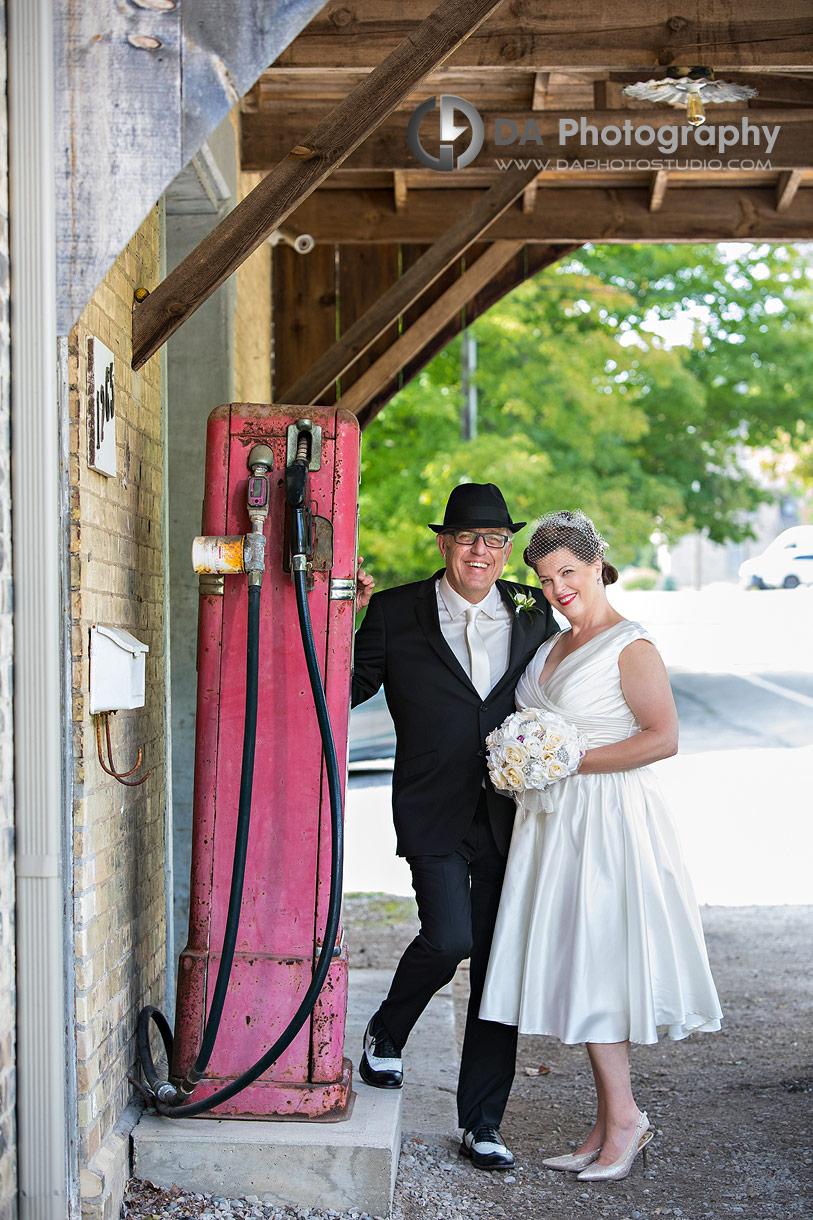 Wedding photos at Wilfong and Son LTD