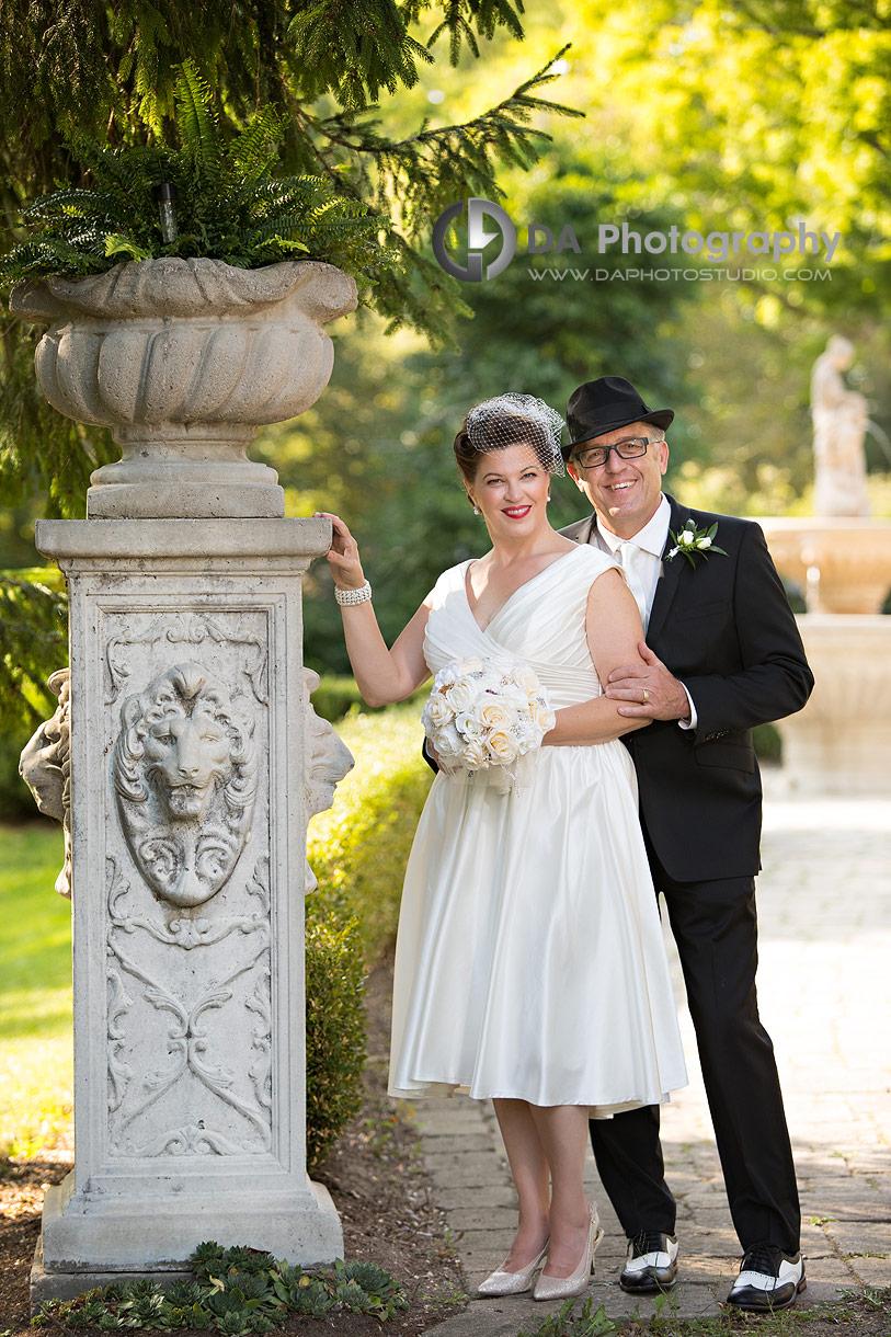 Wedding Dress at NithRidge Estate