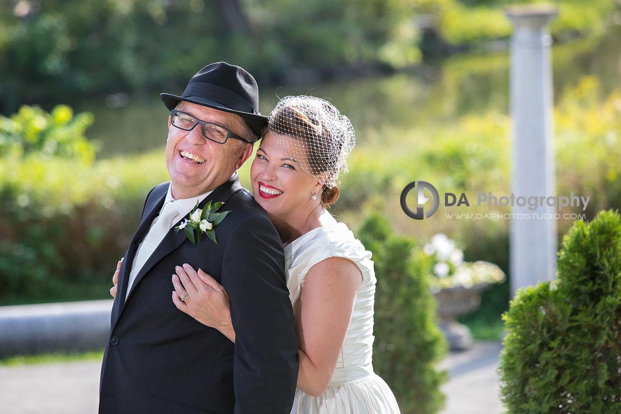 Garden Wedding at NithRidge Estate