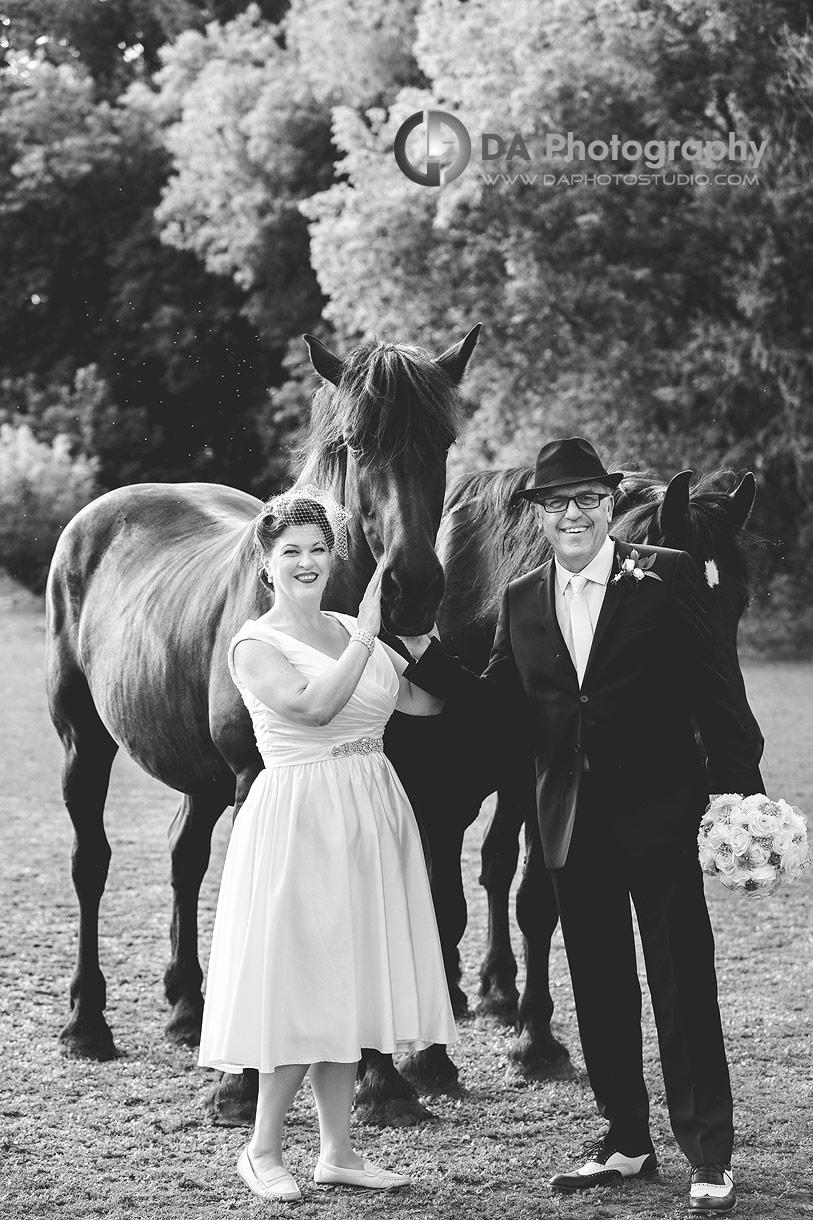 Wedding at NithRidge Estate