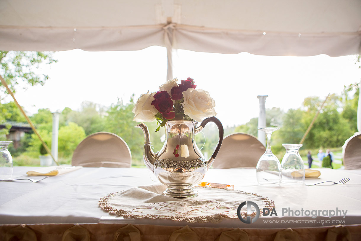 Wedding Reception at NithRidge Estate