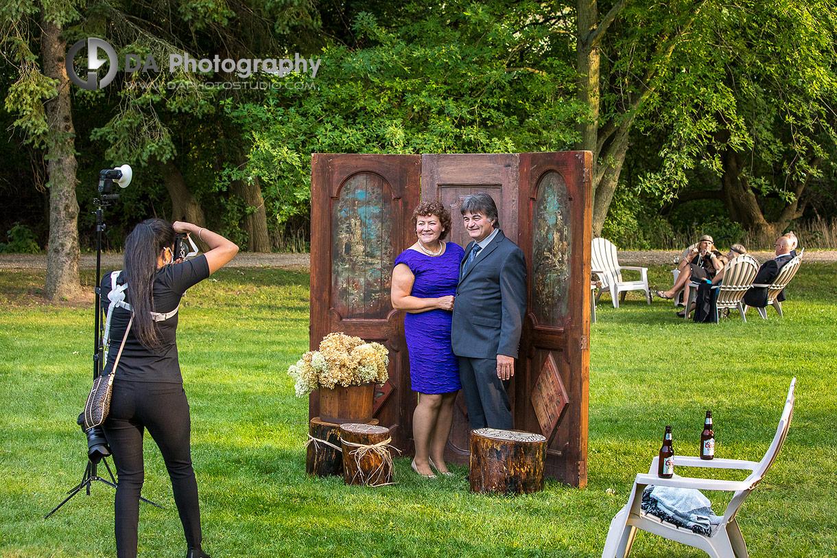 Photo Booth at NithRidge Estate