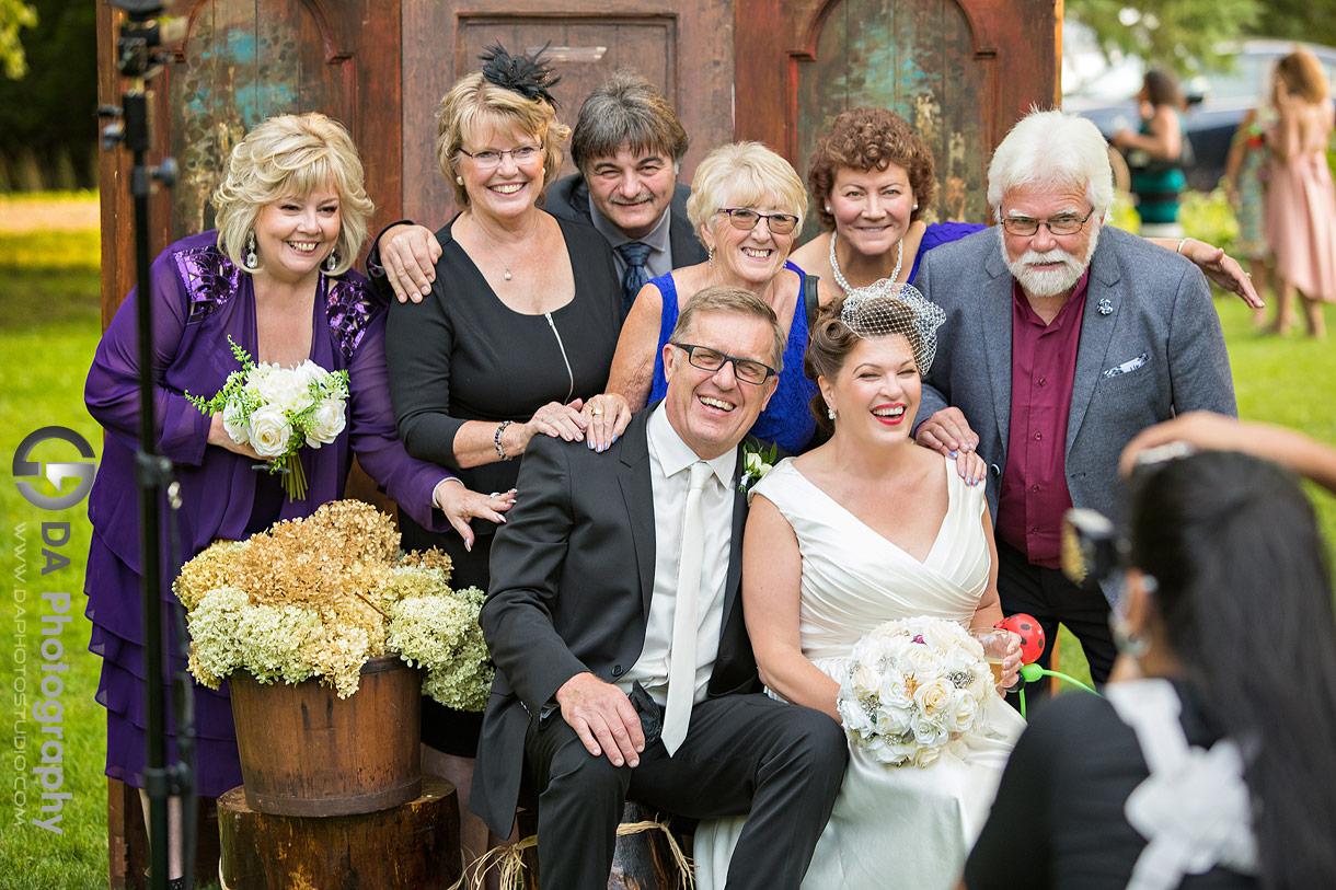 Photo Booth at Garden Weddings at NithRidge Estate