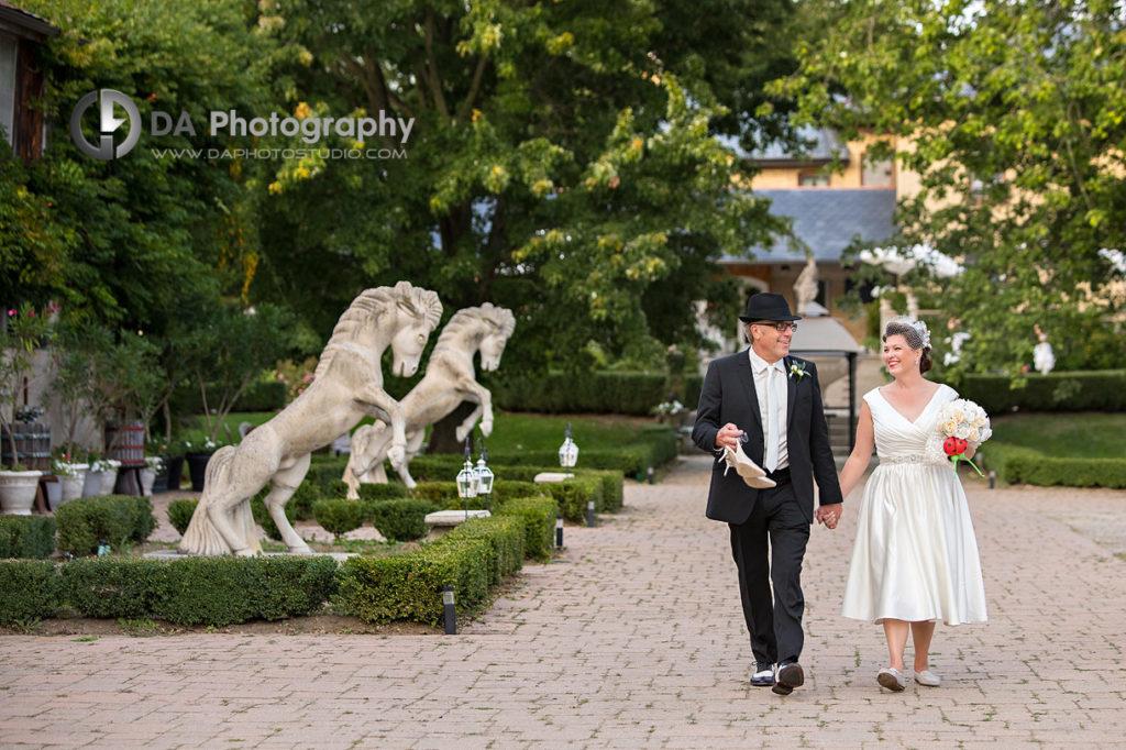 Vintage Wedding at NithRidge Estate