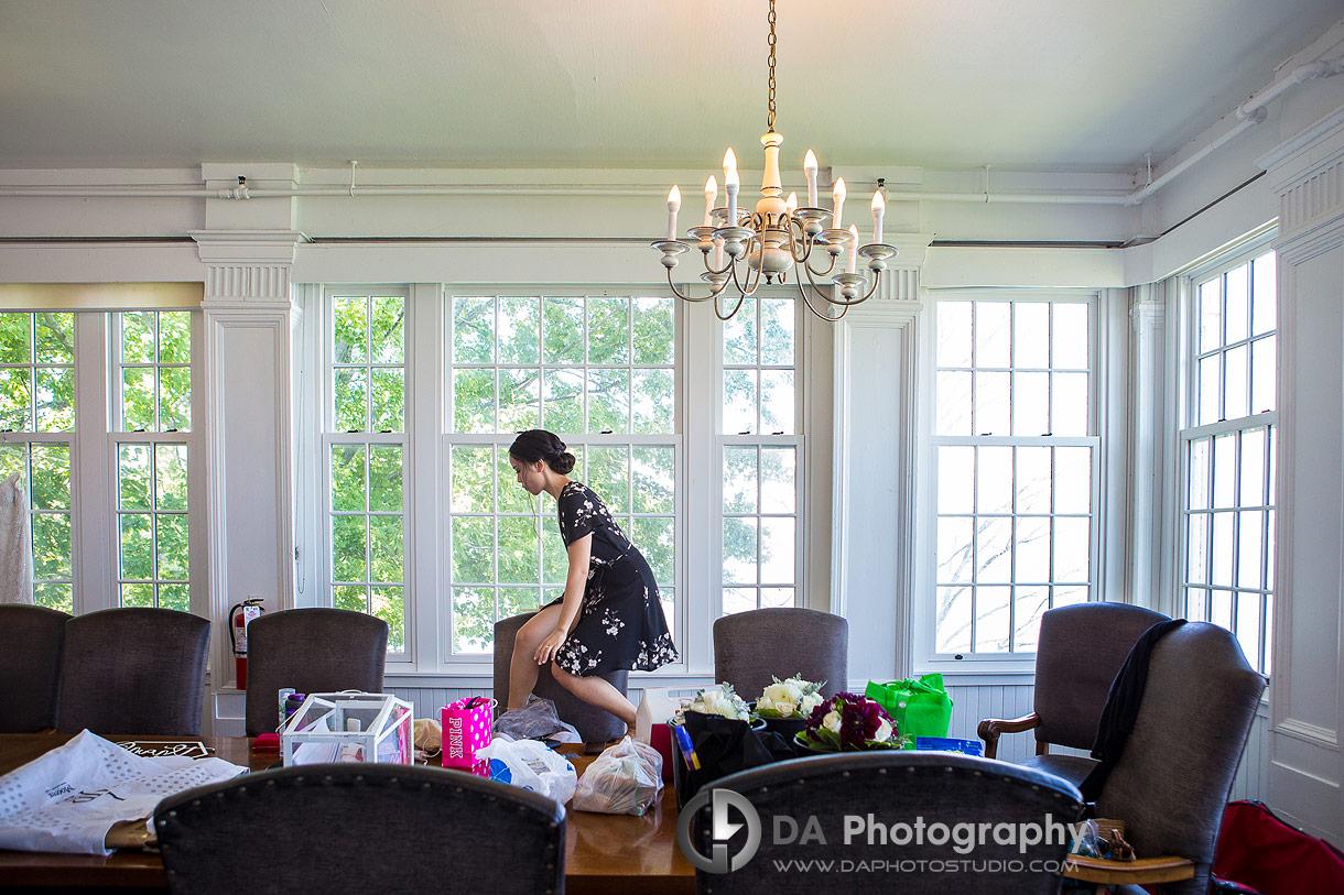 Wedding photojournalism at RCYC