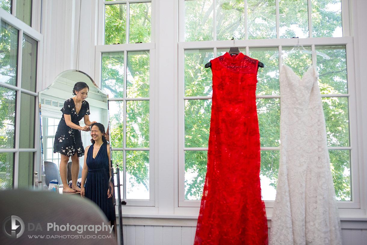 Bridesmaids in Toronto