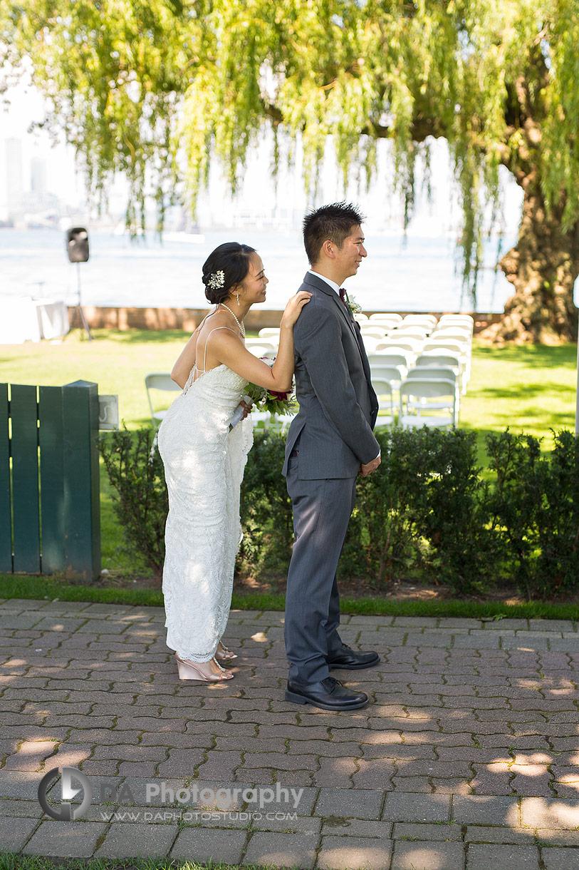 Garden Wedding in Toronto