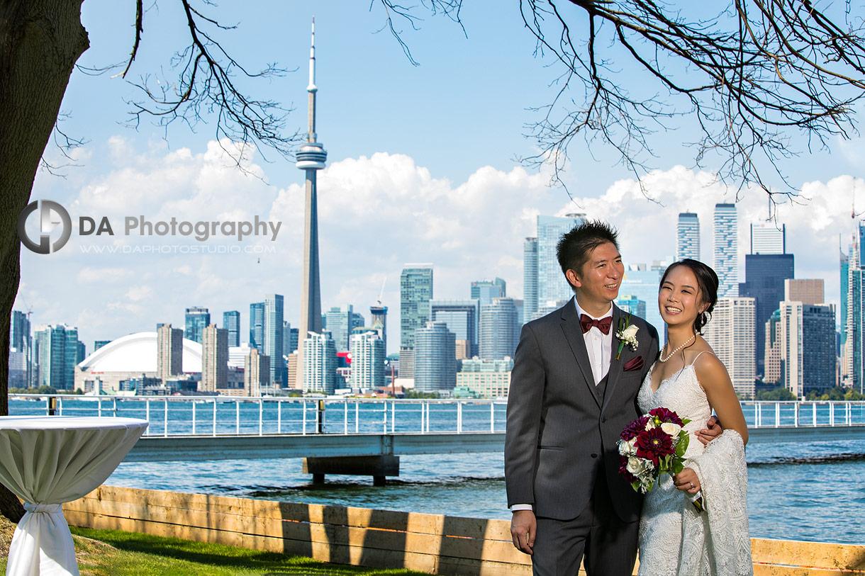 Best Toronto Outdoor Wedding Location