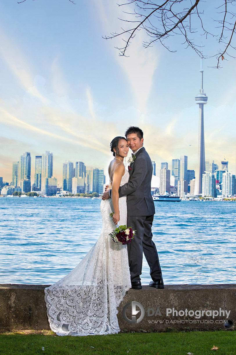 Royal Canadian Yacht Club Wedding in Toronto