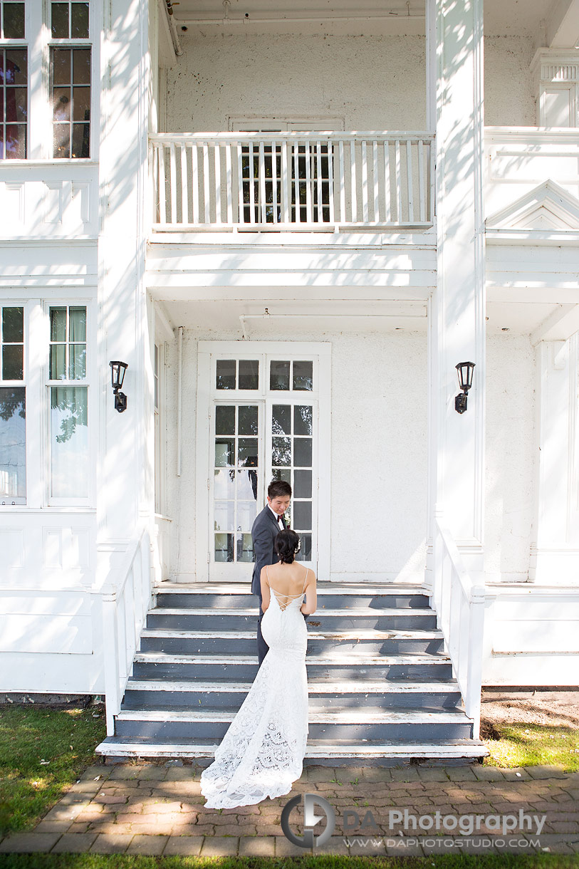 Intimate weddings at Royal Canadian Yacht Club in Toronto