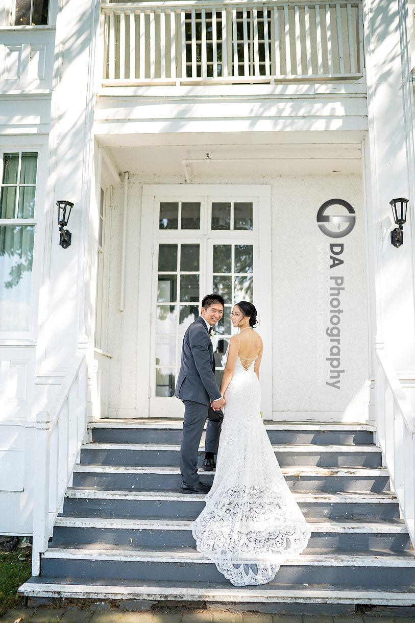 Royal Canadian Yacht Club Wedding Photographers
