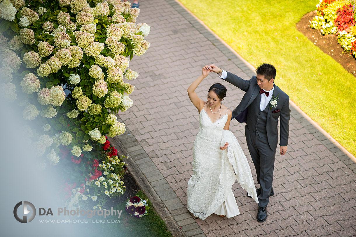 Wedding Photographer for Royal Canadian Yacht Club