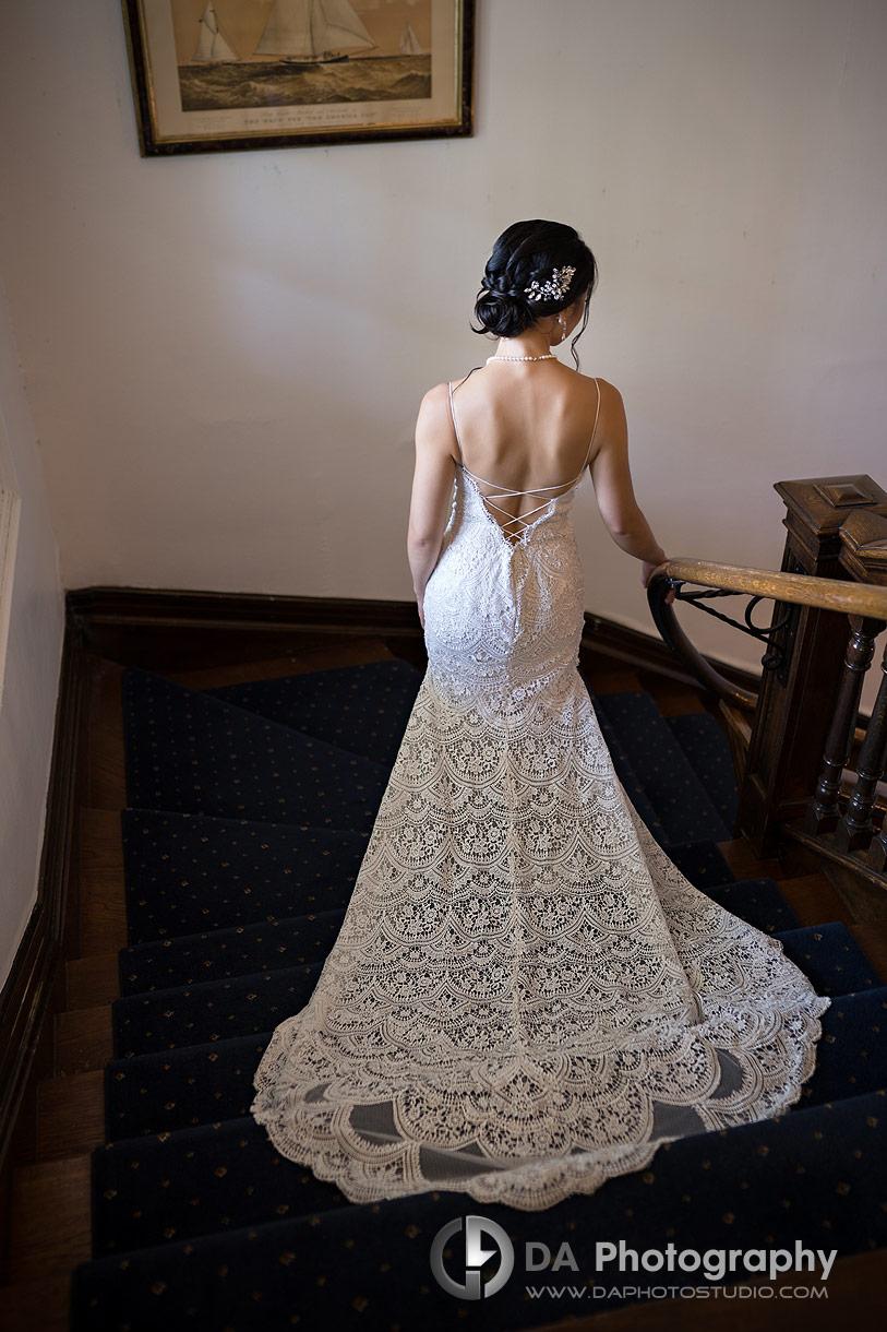 Intimate weddings at Royal Canadian Yacht Club