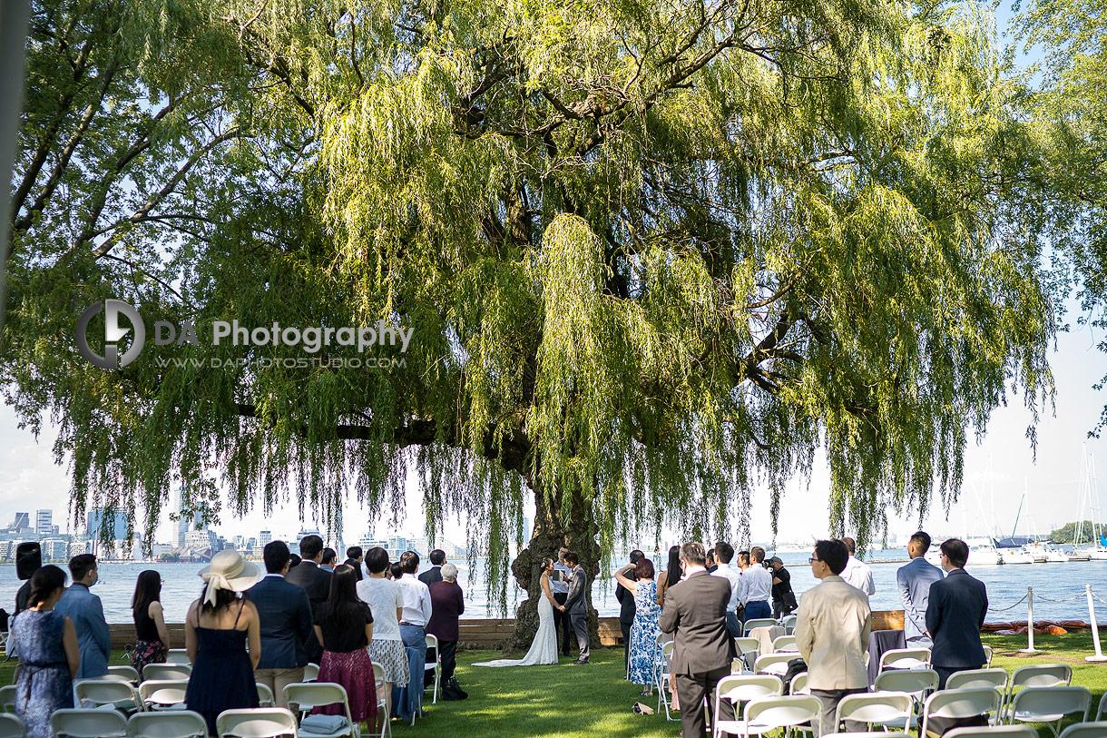 Royal Canadian Yacht Club Wedding Ceremonies