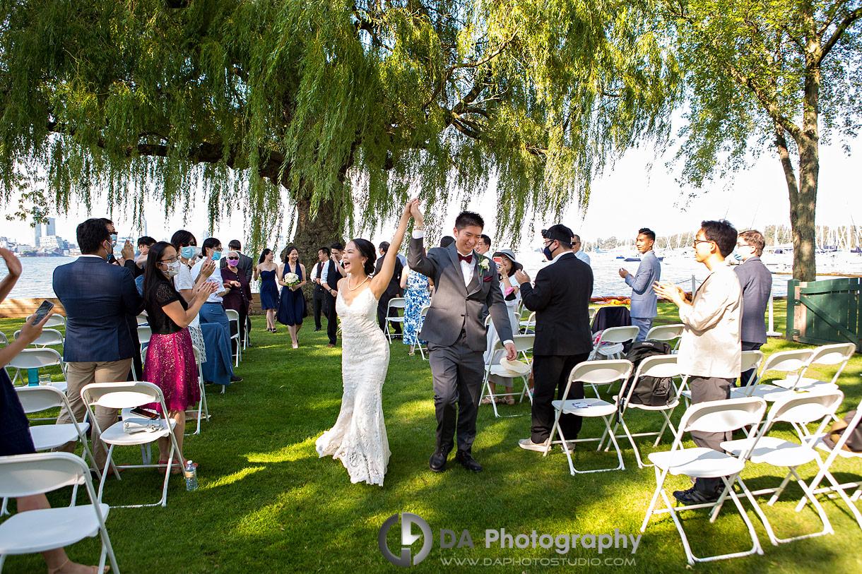 Intimate weddings in Toronto