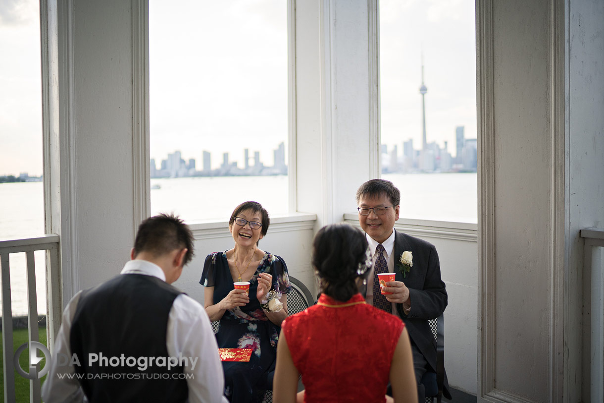 Chinese Tea Ceremony at Royal Canadian Yacht Club