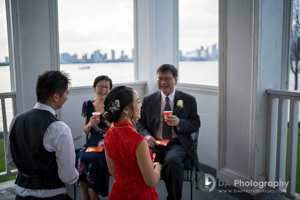 Chinese Tea Ceremonies at Royal Canadian Yacht Club