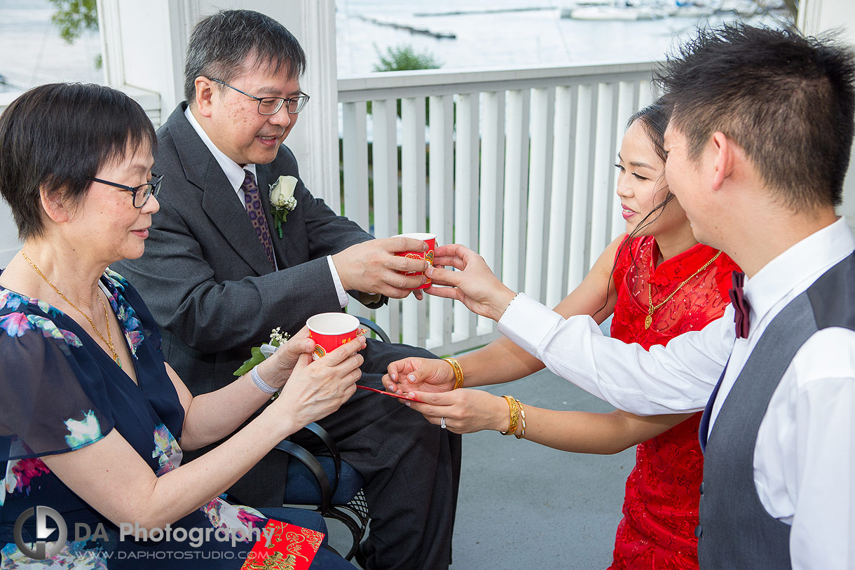 Tea Ceremonies at Royal Canadian Yacht Club
