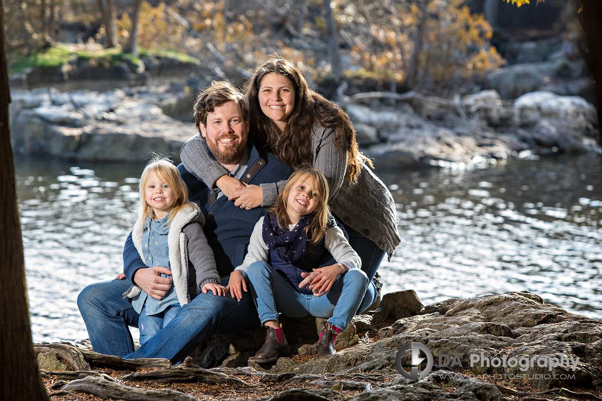 Fun family photos in Guelph
