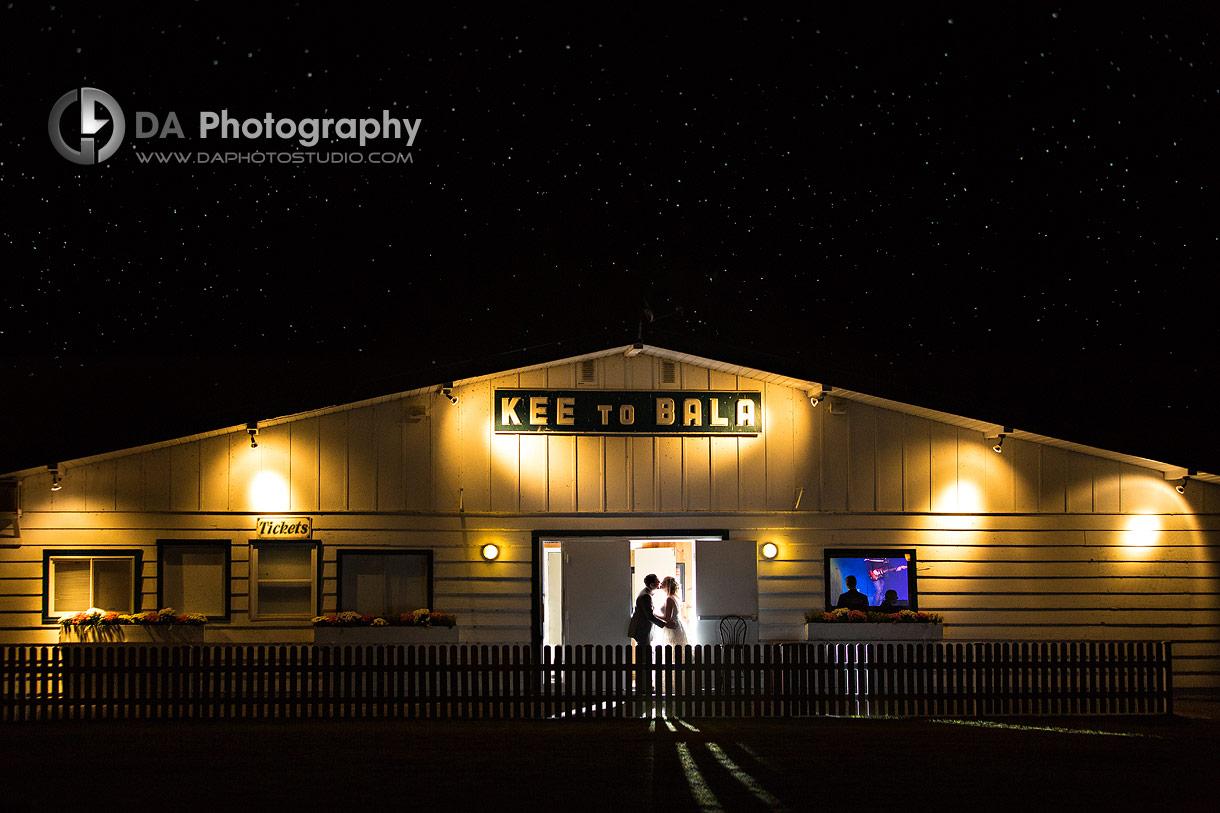 Kee to Bala Wedding Photography at night