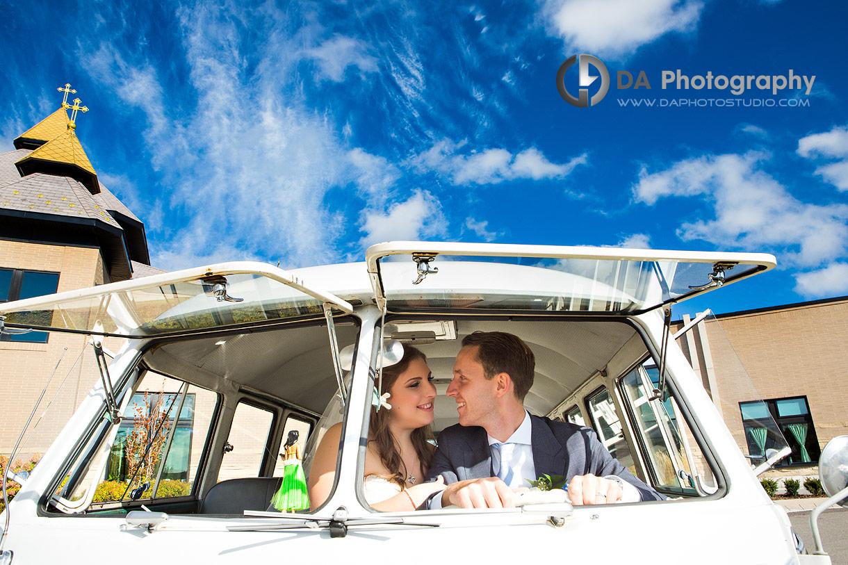 Church wedding photographer in Oakville