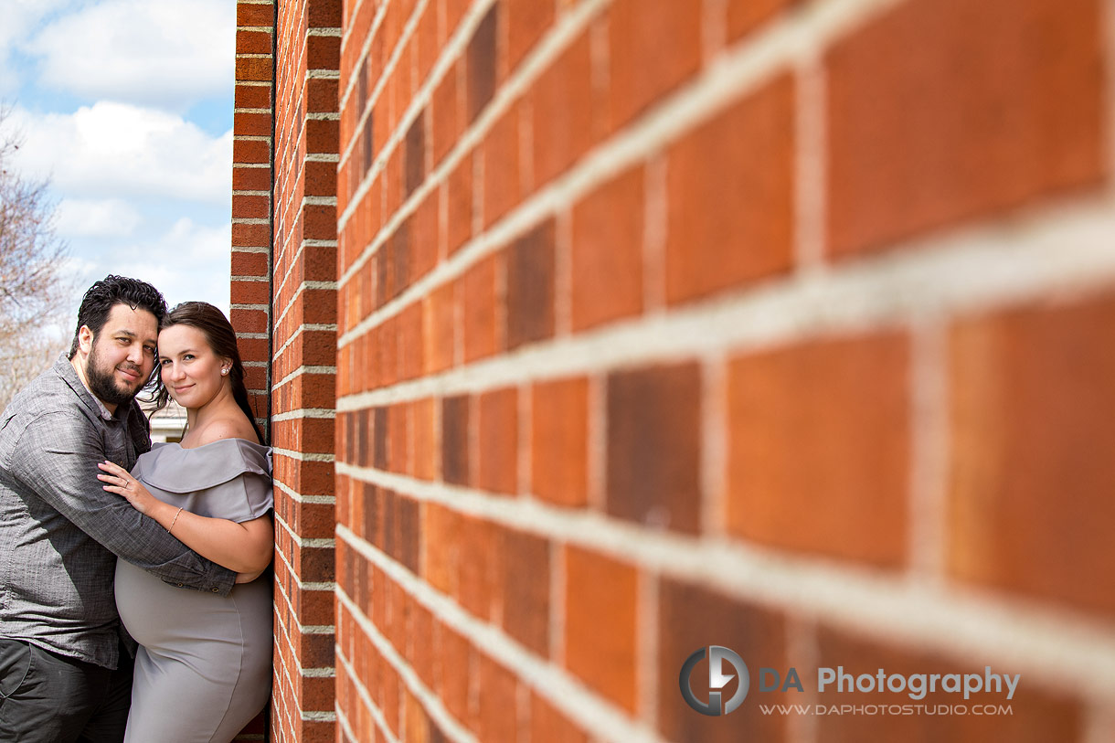 Country Heritage Park engagement photos