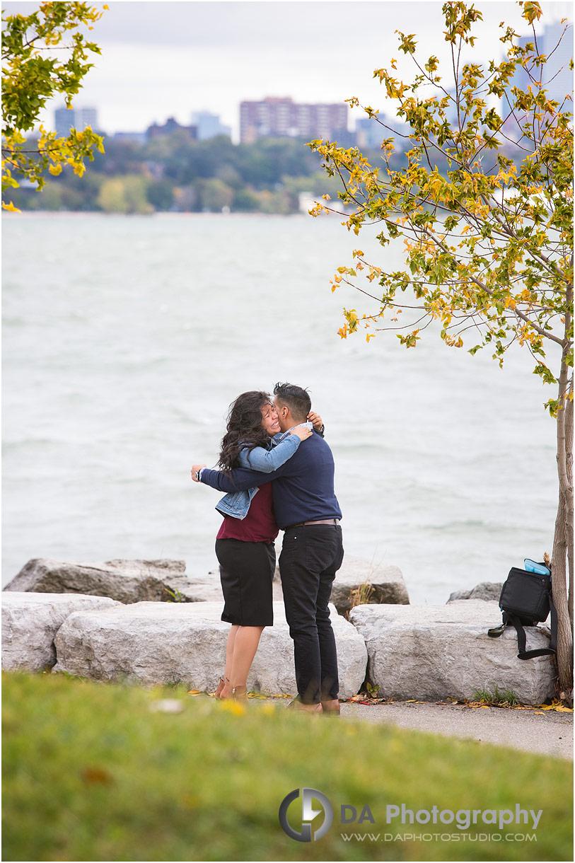 Proposal Photos at Sheldon Lookout
