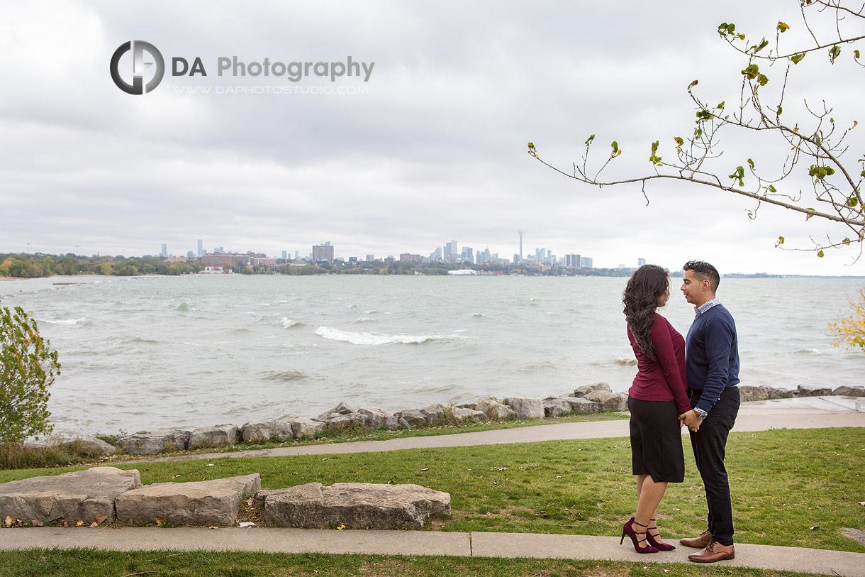Sheldon Lookout Engagements in Toronto