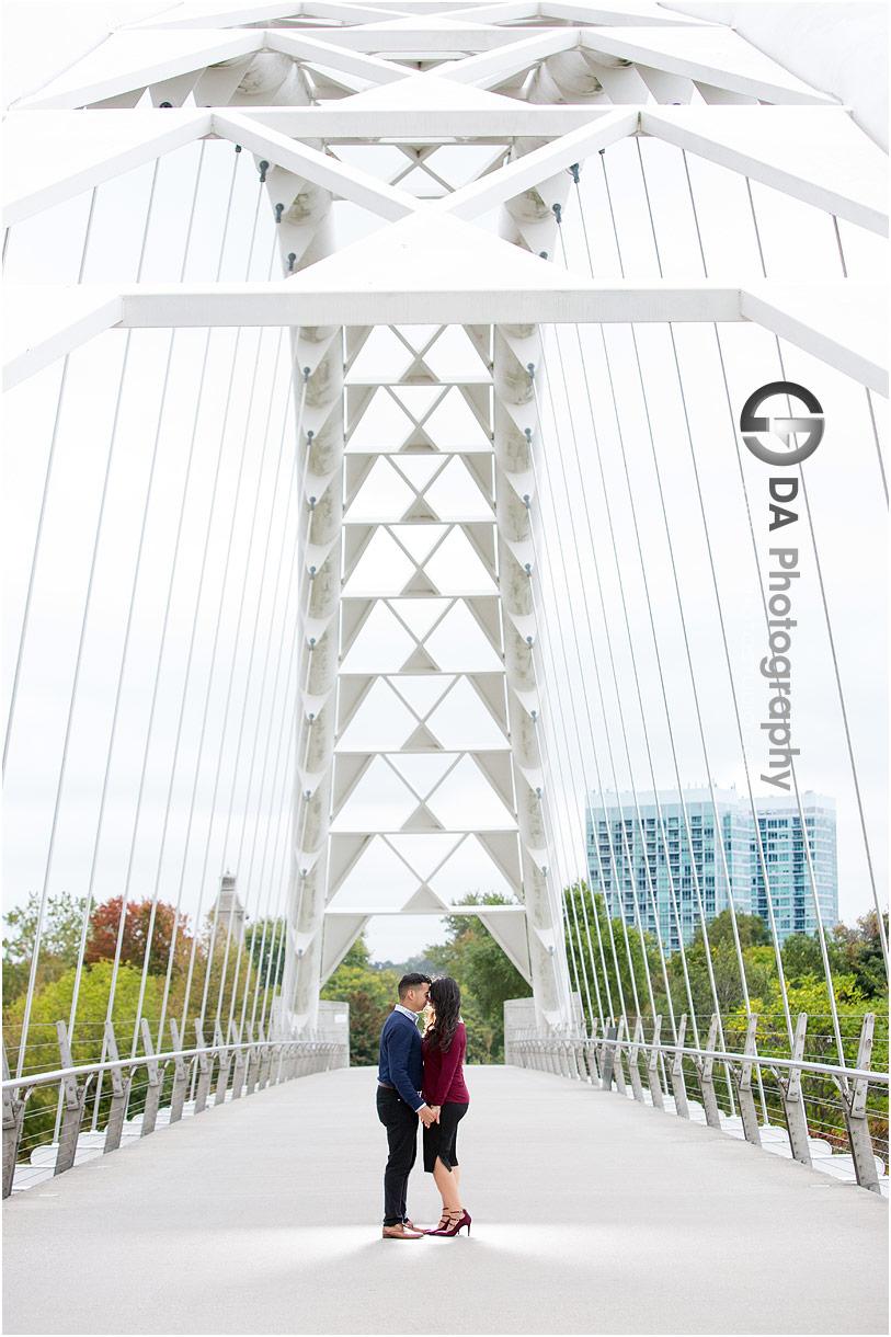 Humber Bay Arch Bridge Engagement