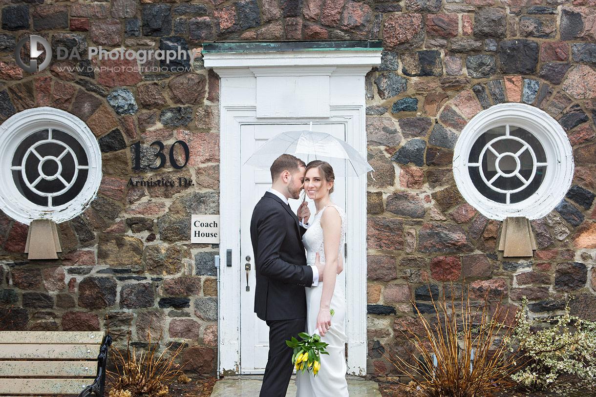 Coach House wedding photographer