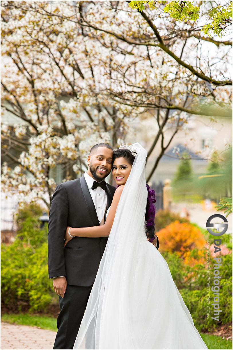 Spring wedding trend photography