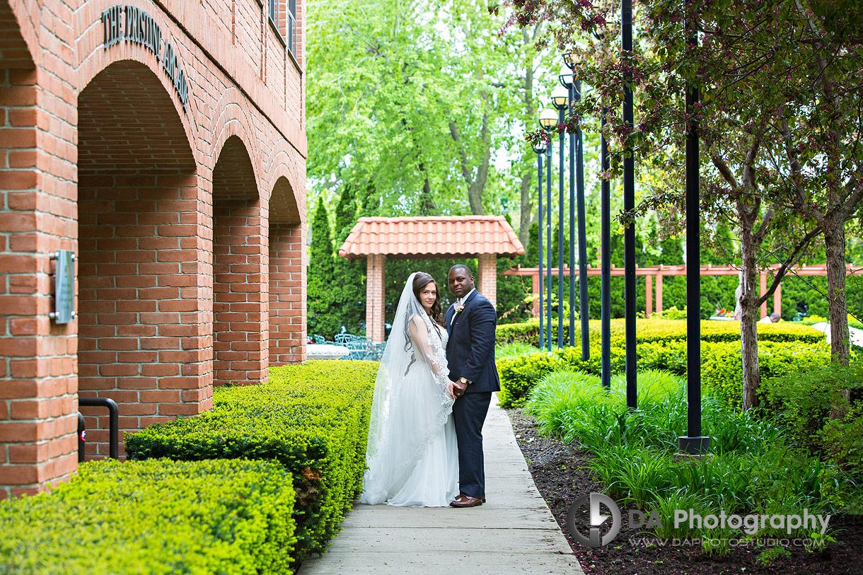 Columbus Event Centre wedding photographer