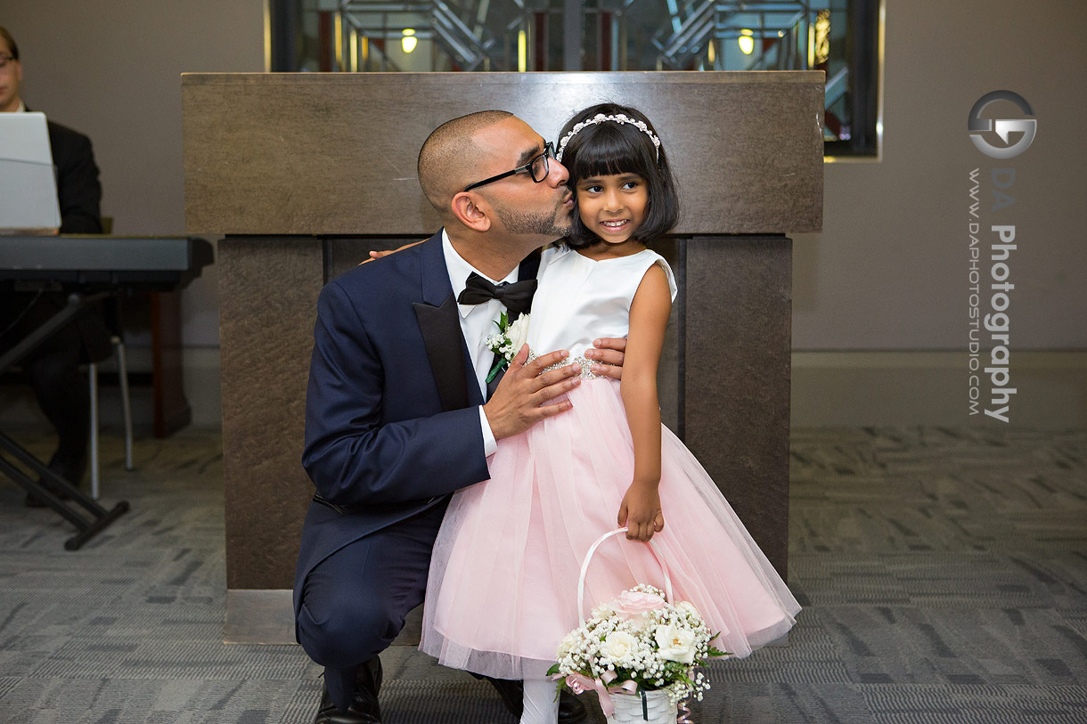 Wedding Ceremonies at City Hall in Mississauga