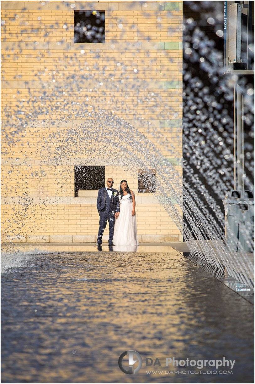 Wedding Photography at City Hall