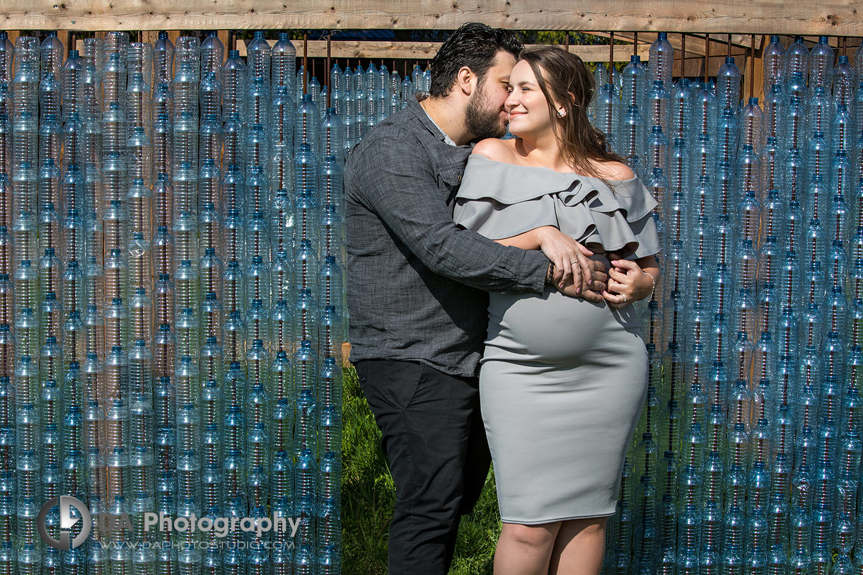 Vintage engagements at Country Heritage Park