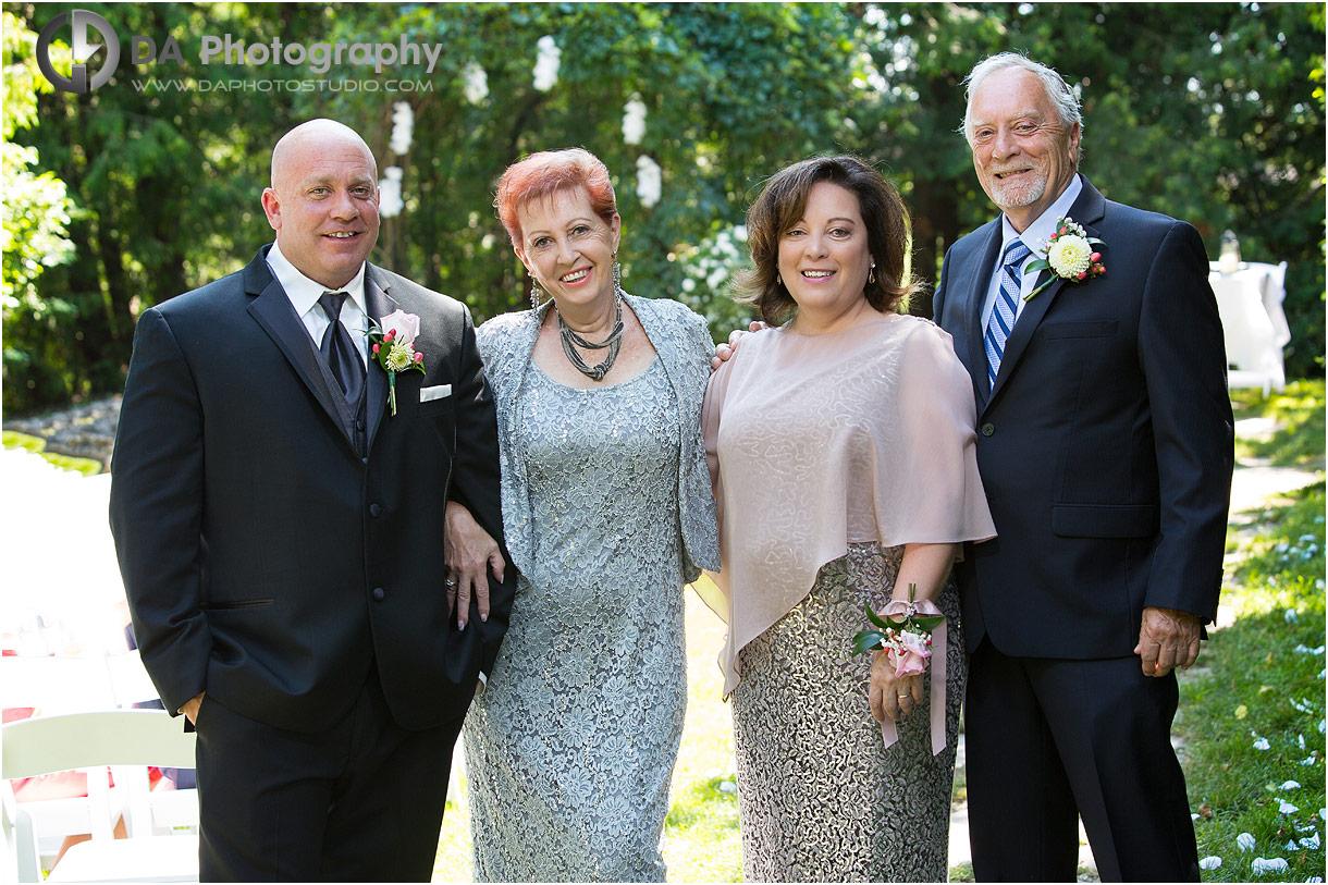 Wedding Photographs at MillCroft Inn and Spa
